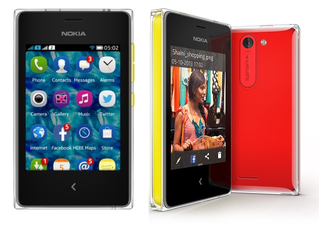 Nokia Asha 502 with 5-megapixel camera launched in India at Rs. 5,739