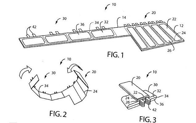 Nokia's 'Battery Pack' patent hints at foldable battery