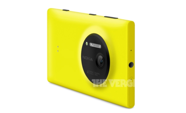 Nokia Lumia 1020 specifications, press shots leaked ahead of launch