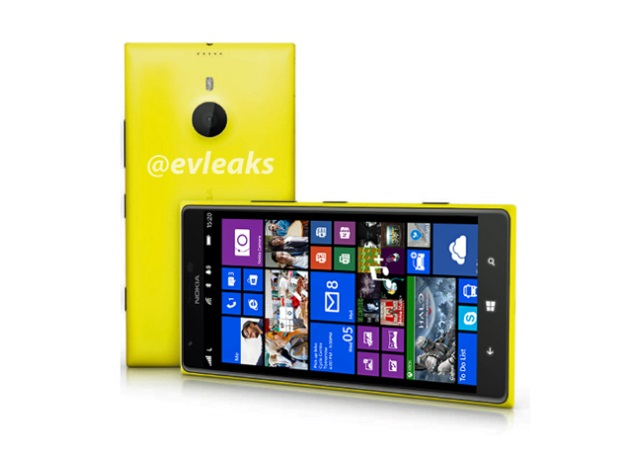 Nokia Lumia 1520 specifications leaked ahead of official launch