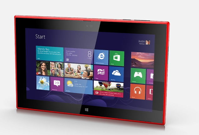 Nokia Lumia 2020 tablet with 8-inch display to launch in Q1 2014: Report