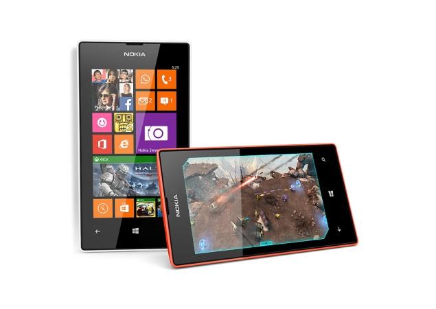 Nokia Lumia 525 budget Windows Phone with 1GB of RAM unveiled
