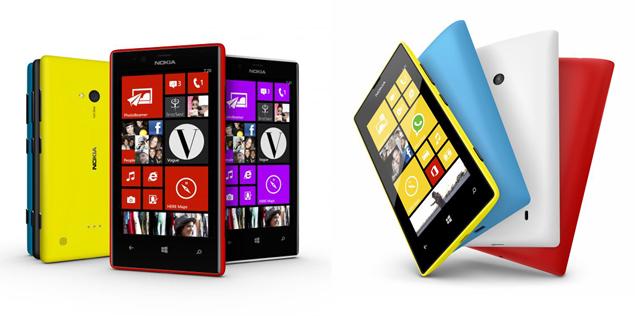 Nokia launches Lumia 720 and Lumia 520 with Windows Phone 8 in India