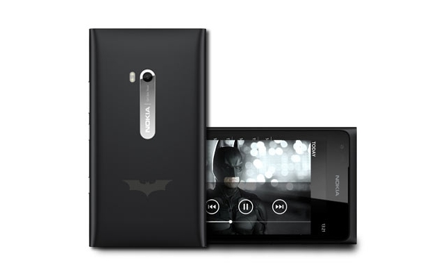 Nokia Lumia 800 The Dark Knight Rises limited edition debuts in India