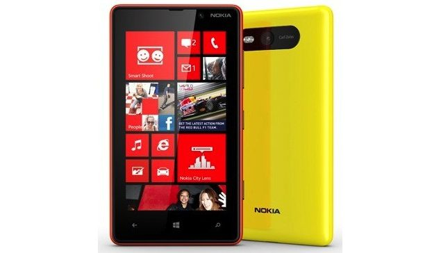 Nokia announces Lumia 820 with 4.3-inch display, 1.5GHz dual-core CPU