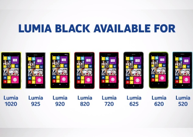Nokia Lumia Black update starts rolling out globally, adds App Folder and more