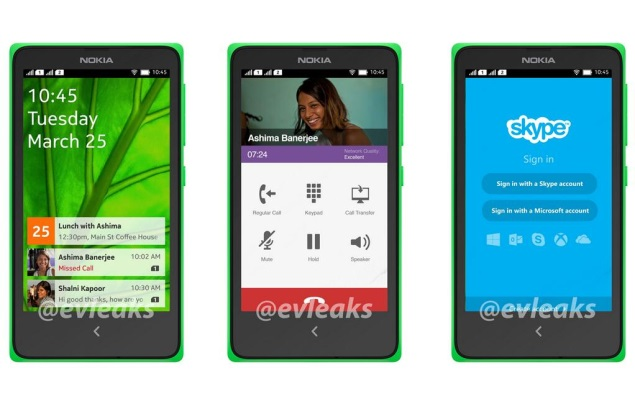 Nokia's Android phone Normandy purportedly leaked sporting custom UI, dual-SIMs