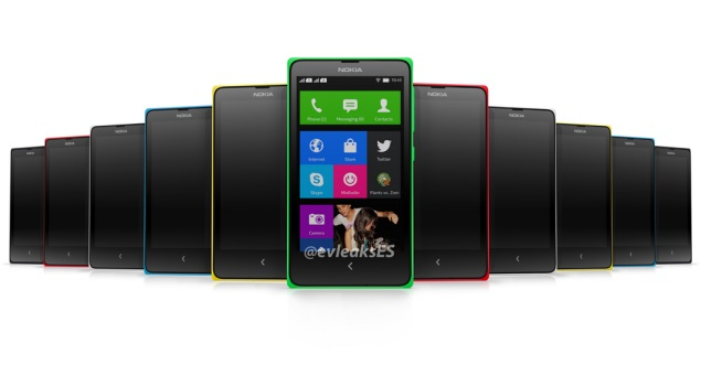 Nokia X the first of many Android smartphones planned for 2014: Report