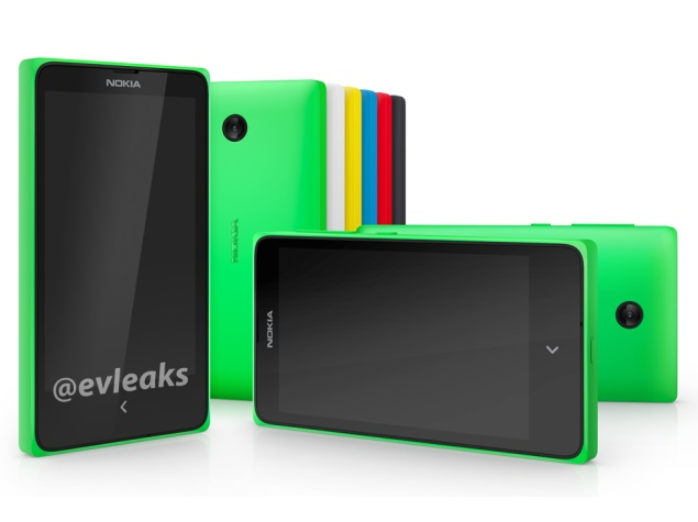 Nokia Normandy budget Android phone leaked again in new purported render