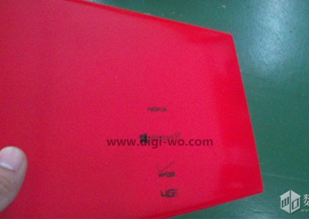 Nokia's Windows RT tablet reportedly set for September launch, purported pictures surface