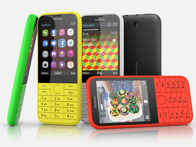 Nokia 225 Dual SIM Feature Phone Officially Launched at Rs. 3,329