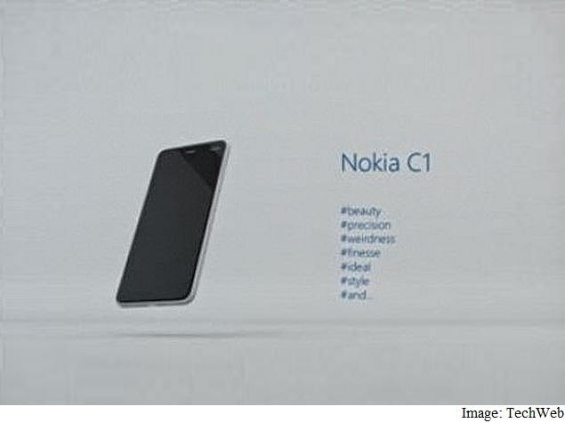 Nokia C1 Smartphone With Android 5.0 Lollipop in the Works: Report