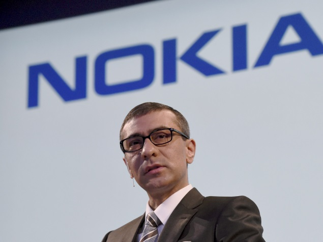Nokia CEO Defends Commitment to Protect French Jobs in Alcatel-Lucent Deal