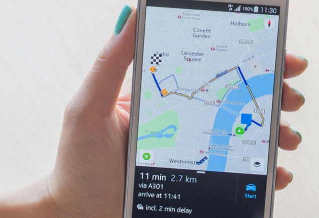 Nokia Here Maps (Beta) Now Available for Android 4.1 and Above Devices