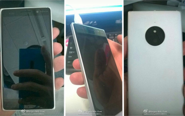 Microsoft's Alleged Mid-Range Nokia Lumia 830 Spotted in Leaked Images