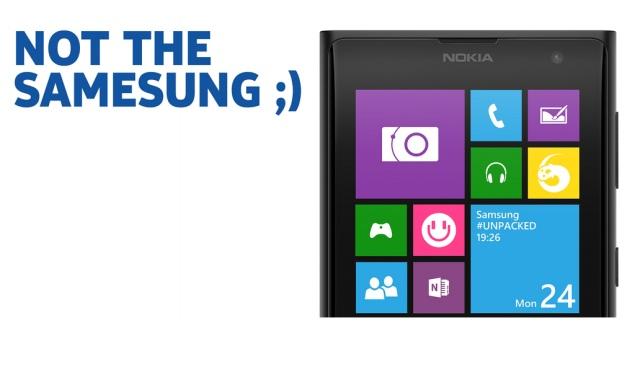 Nokia, HTC mock Samsung Galaxy S5 on Twitter