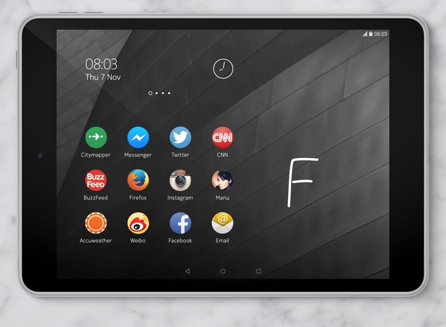 Nokia N1 Android 5.0 Lollipop Tablet Goes Up for Pre-Orders