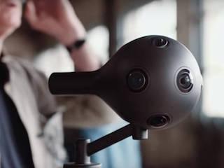 Nokia Cuts Price of Ozo Virtual Reality Camera