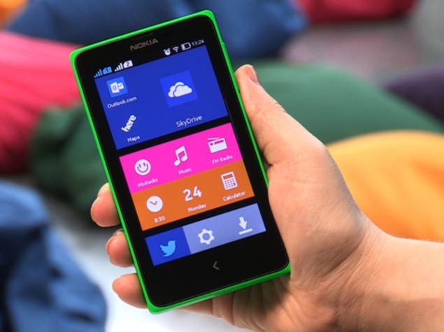 Nokia X Android smartphone comes to India carrying a Rs. 8,599 price tag
