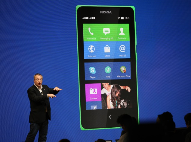 Nokia X 'sold out' within four minutes at Chinese retailer