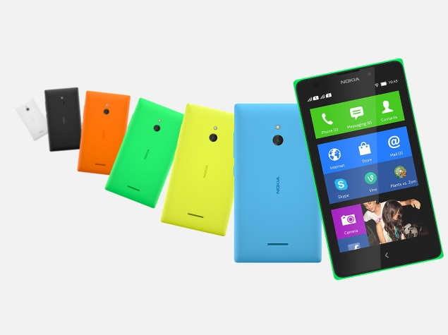 Nokia XL Dual SIM Android Phone Launched at Rs. 11,489