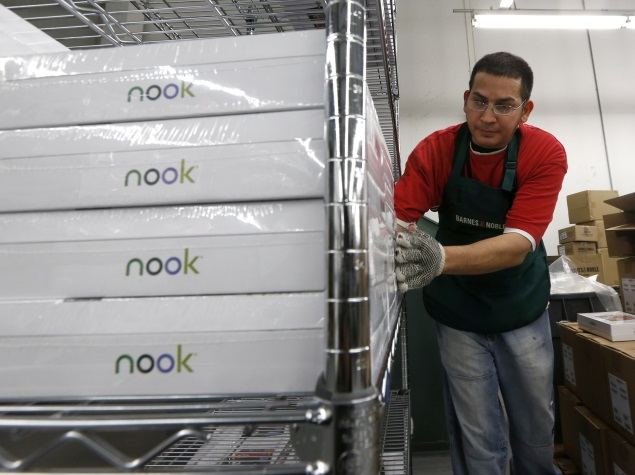 Barnes & Noble Regains Full Ownership of Nook E-Reader Unit