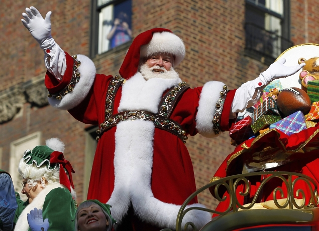 App aims to keep up with Santa on Christmas Eve