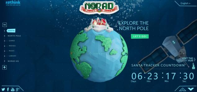 NORAD Tracks Santa video faces criticism from children's advocacy group