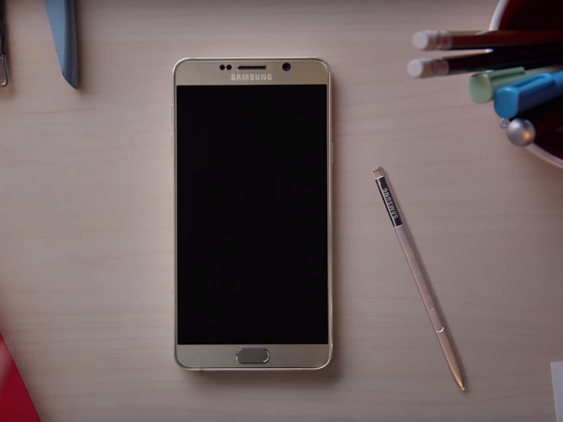Samsung Galaxy Note 5 Features Critical S Pen Stylus Design Flaw: Report