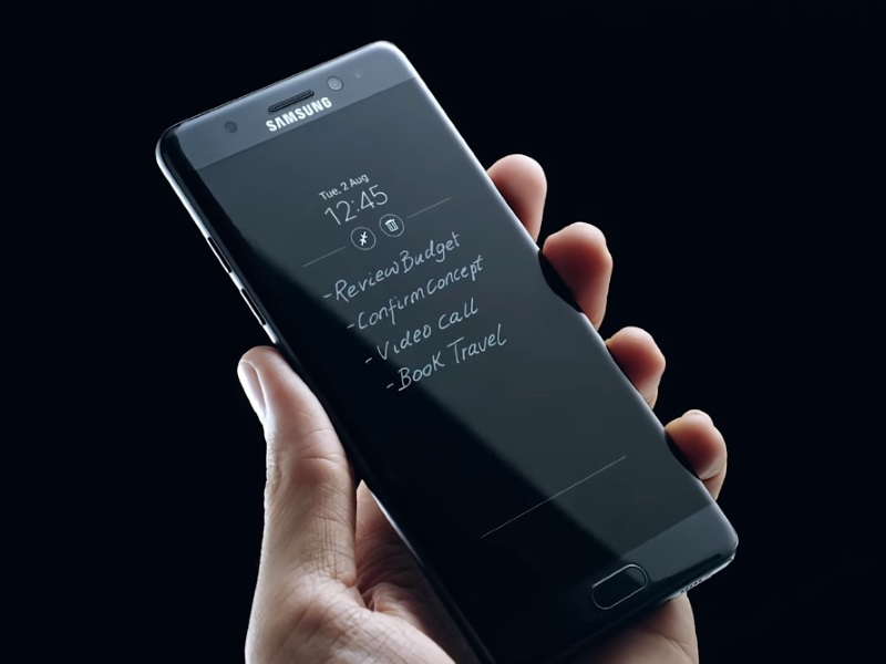 Samsung Galaxy Note 7 Variant With 6GB RAM, 128GB Storage Expected to Launch on August 26