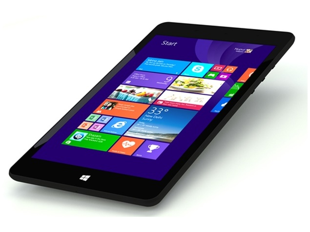 Notion Ink Cain 8 Tablet With 3G Support, Windows 8.1 Launched at Rs. 9,990