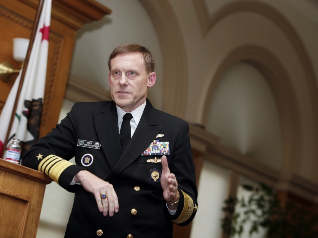 US Needs Silicon Valley's Expertise, Says NSA Director