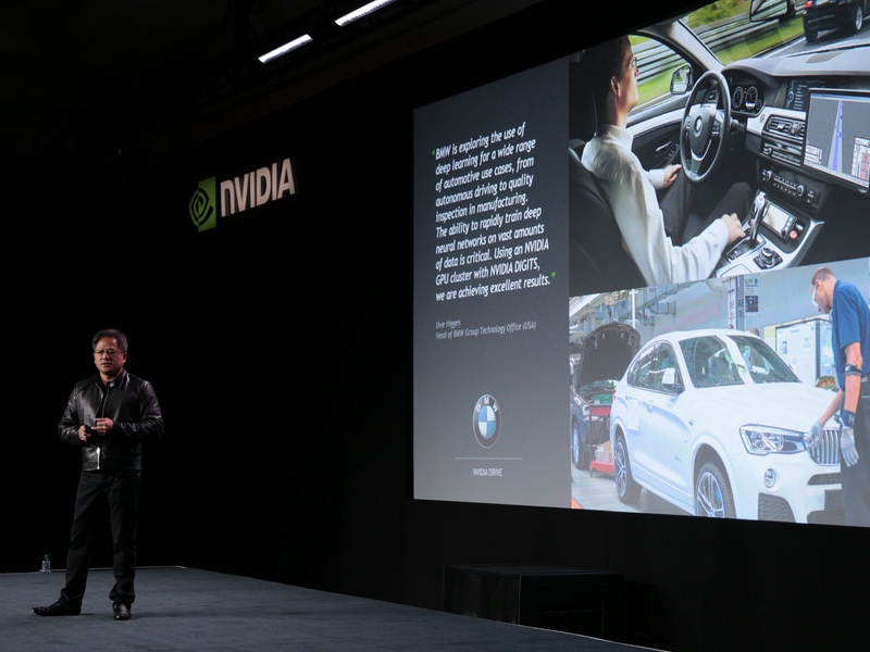 Nvidia Drive PX 2 'Supercomputer for Cars' Unveiled Ahead of CES 2016