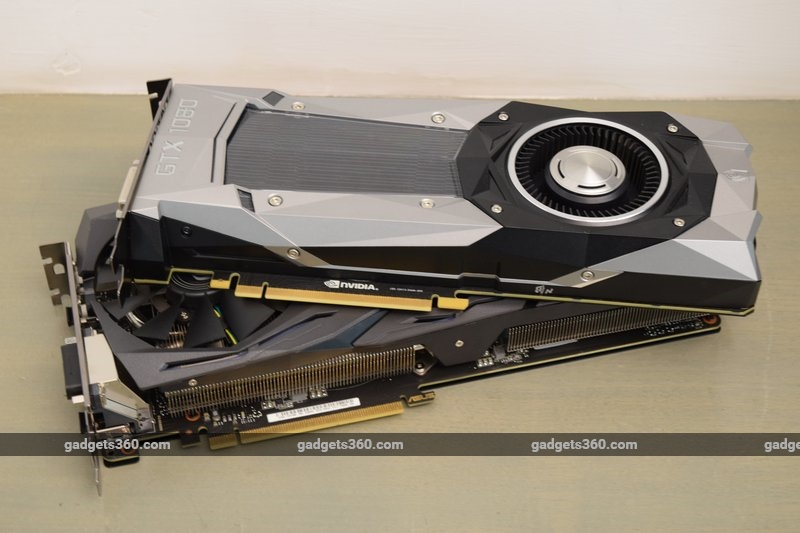 Asus Strix GeForce GTX 1080 and Nvidia GeForce GTX 1080 Founders' Edition Review