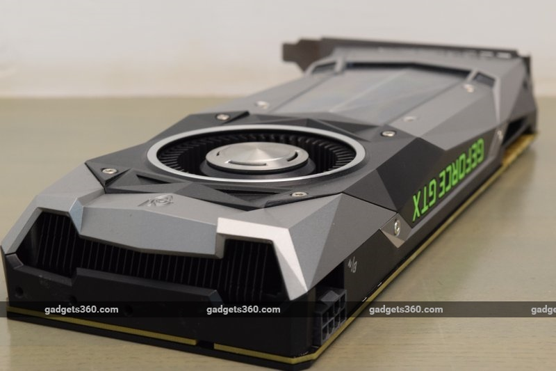 Asus Strix GeForce GTX 1080 and Nvidia GeForce GTX 1080 Founders