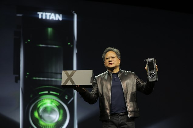 Nvidia GeForce GTX Titan X Launched at $999; Drive PX for Self-Driving Cars Unveiled