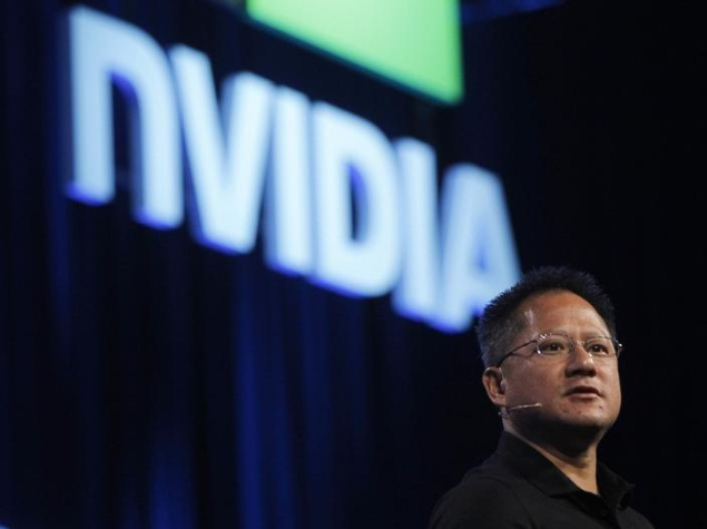Nvidia No Longer Focussing on Smartphones, Sees Future in Cars and Gaming: CEO