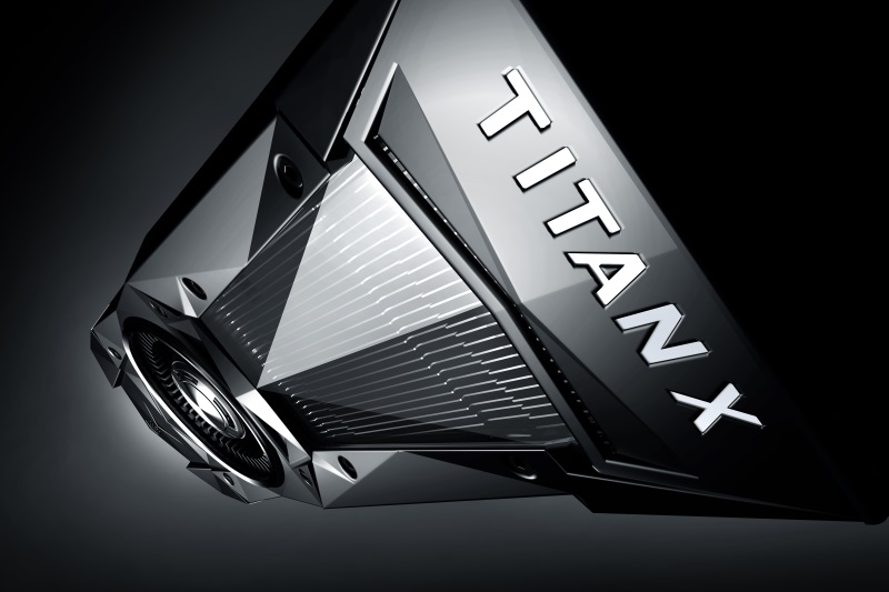 Nvidia Unveils New Pascal-Based Titan X Graphics Card Priced at $1200