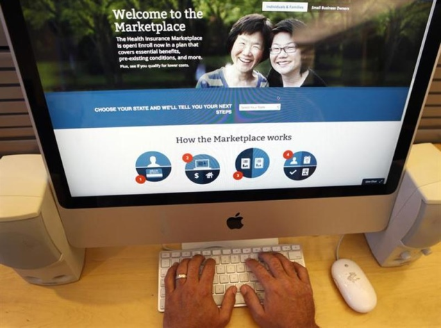 Thousands scramble to sign up for 'Obamacare' in deadline day rush