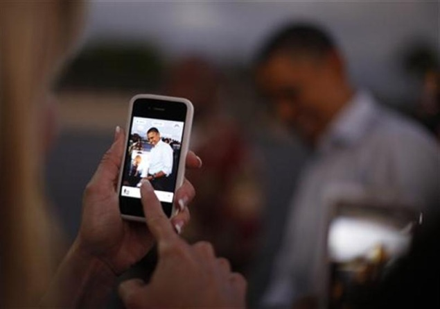 Obama Campaign To Start Accepting Text Message Donations