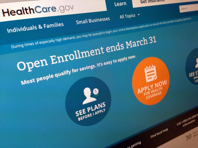 'Obamacare' site sees more than 6 million sign-ups: White House