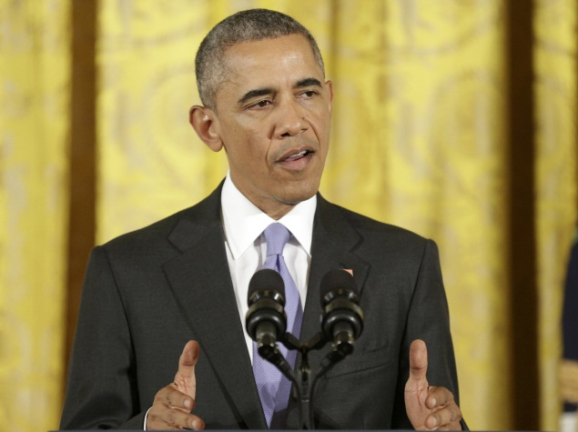 US President Obama Unveils High-Speed Internet Help for Low-Income Homes