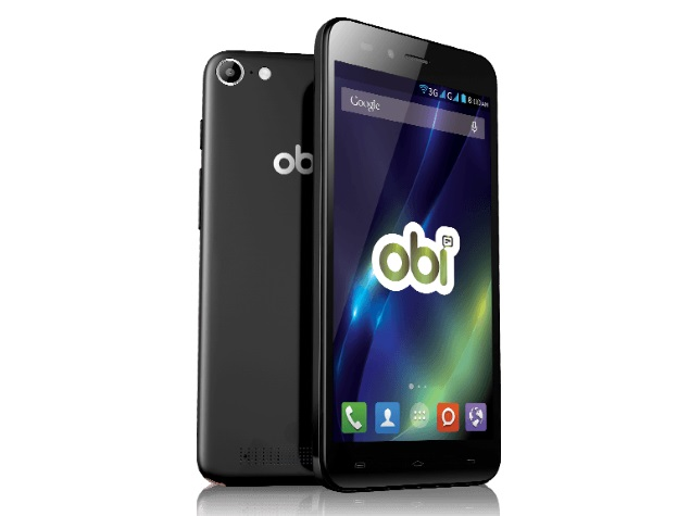 Obi Boa S503 With 5-Inch Display, Android 4.4 KitKat Launched at Rs. 7,990