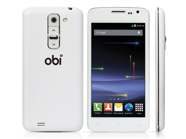 Obi Python S452 With Rear Buttons Listed on Company's Site