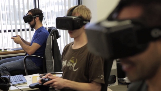 Oculus Working on Building Motion Controller for Rift: Report