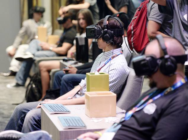 At E3, Signs That Virtual Reality's Time May Finally Be Coming