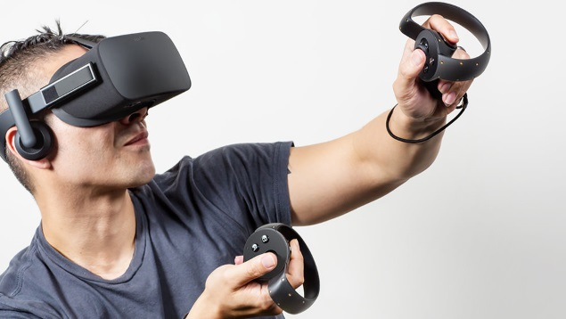 Oculus Rift Consumer VR Headset to Launch Q1 2016, 'Touch' Controller Unveiled