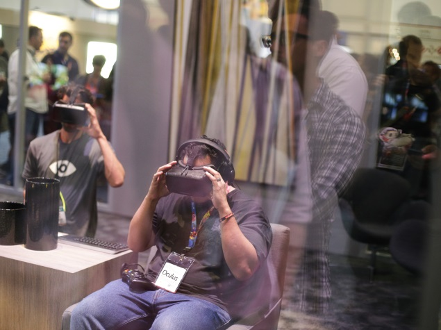 Virtual Reality an Attraction, Not Dominating Force at E3 2014