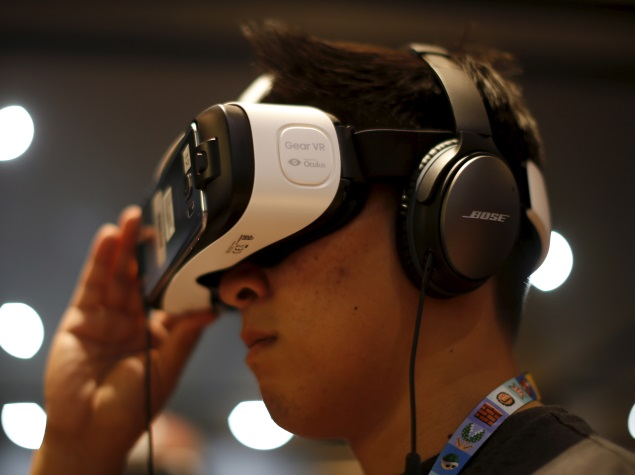 Oculus Out to Let People Touch Virtual Worlds