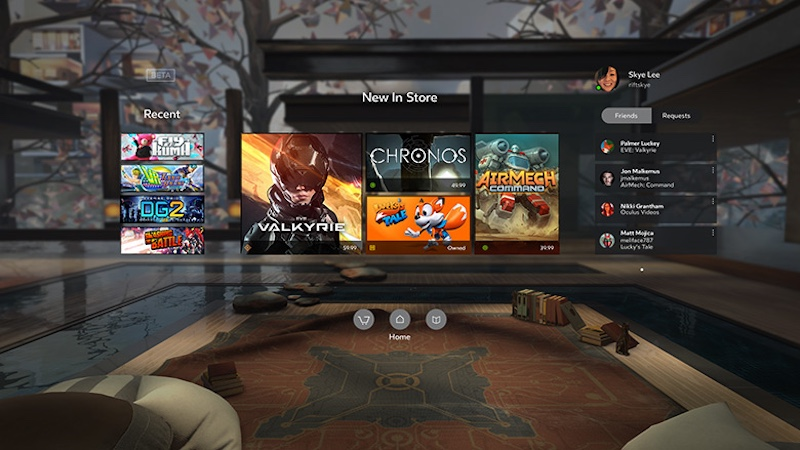 Oculus Reveals the 30 VR Games Launching With Rift Headset on March 28